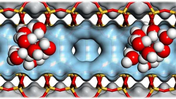 慕尼黑理工大学利用沸石催化化学反应 将生物质转化为生物燃料
