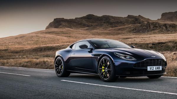 阿斯顿马丁将用纯电动汽车替代Vantage与DB11