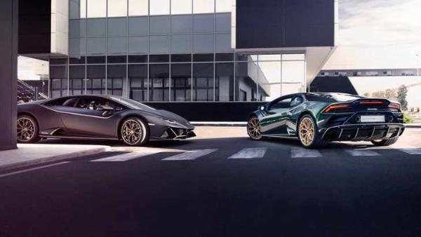 兰博基尼Huracan Evo特别版发布 4款车型 配专属配色