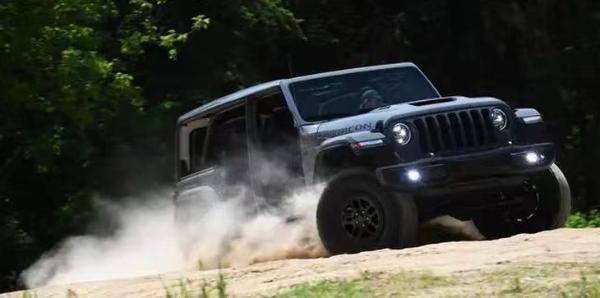 Jeep推出全新Xtreme Recon套件 越野性能再升级