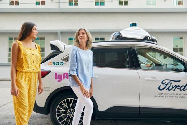 今年年底就上线!福特携手Argo AI和Lyft在美推出自动驾驶网约车服务