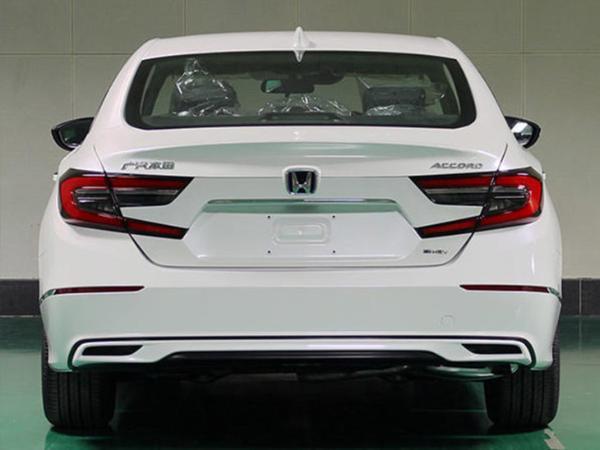 车身尺寸略增 本田新款雅阁或将7月上市