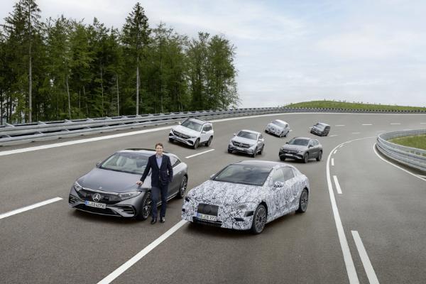 至2030年,梅赛德斯-奔驰或全面实现纯电动化