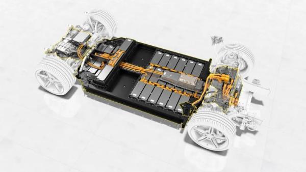 巴斯夫与保时捷联合开发用于电动汽车的高性能锂离子电池