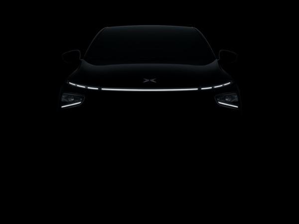 小鹏G3i官图发布 外观设计首次公开 7月9日正式上市