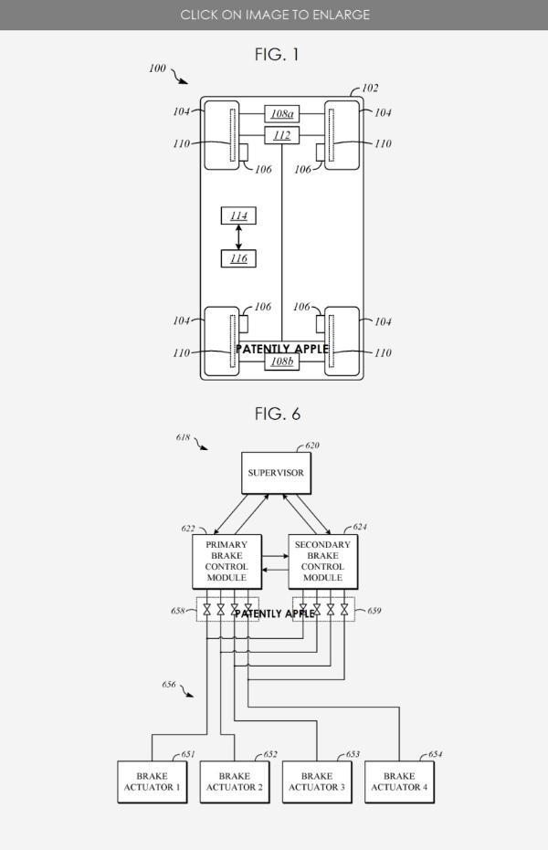 苹果再获两项汽车专利 可保证汽车正常运行/降低乘员晕车风险