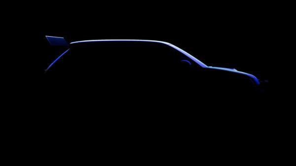 雷诺4预告图发布 将于11月推出概念车型