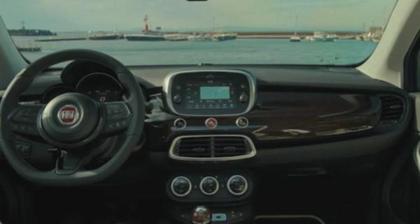 定位小型SUV 菲亚特500X Yachting官图发布