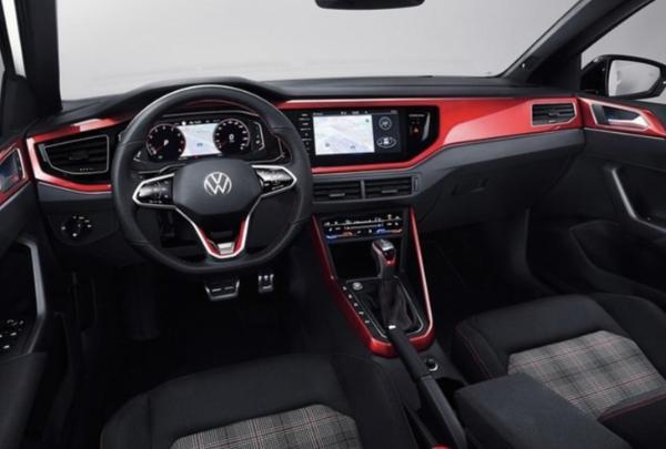 大众Polo GTI官图发布 搭载2.0T发动机