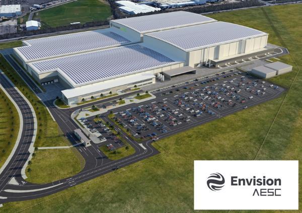 日产将在英国建电池超级工厂 年产能达25GWh