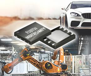 富士通推出汽车级4Mbit FRAM 工作温度为125°C