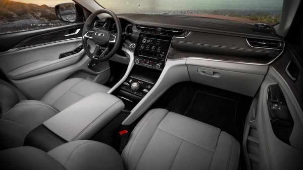 全新Jeep大切诺基性能版动力信息曝光 换装3.0T发动机 从此再无V8