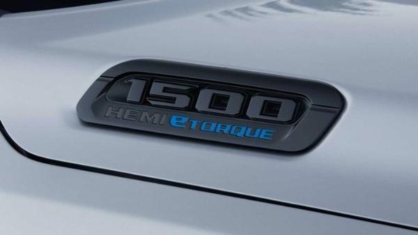 道奇RAM 1500特别版车型官图发布 预计三季度正式上市