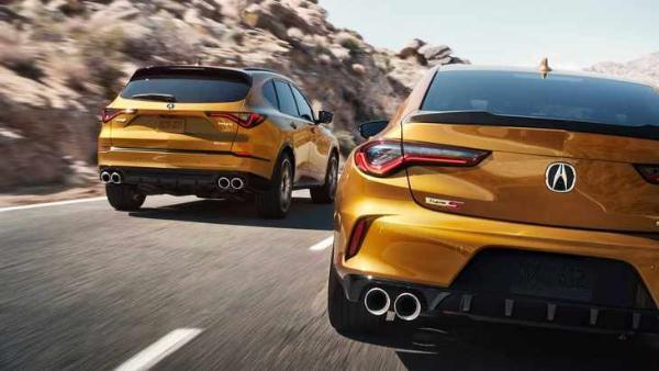 全新讴歌MDX Type S正式发布 搭载3.0T双涡轮V6发动机
