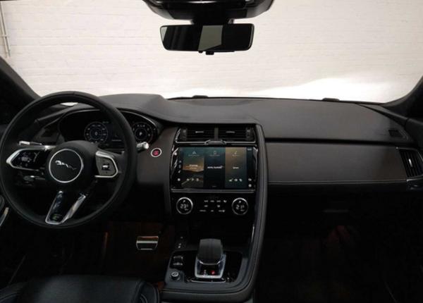 全新捷豹E-Pace特别版实拍图曝光 配备四驱系统