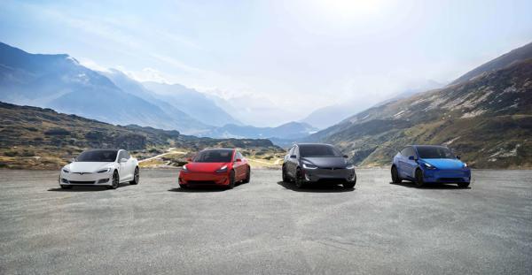 特斯拉首批国产Model Y将于8月交付欧洲