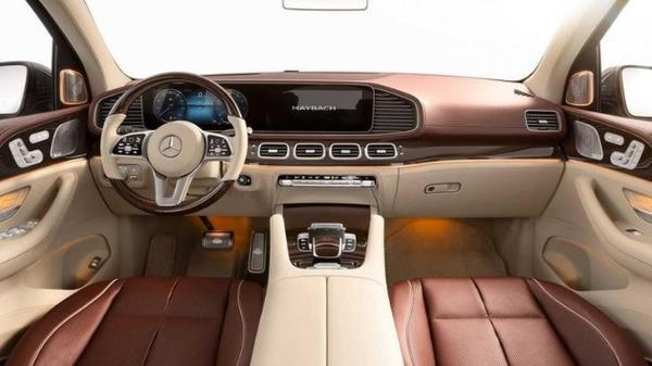 梅赛德斯-迈巴赫GLS售价上调 调整至174-298万元
