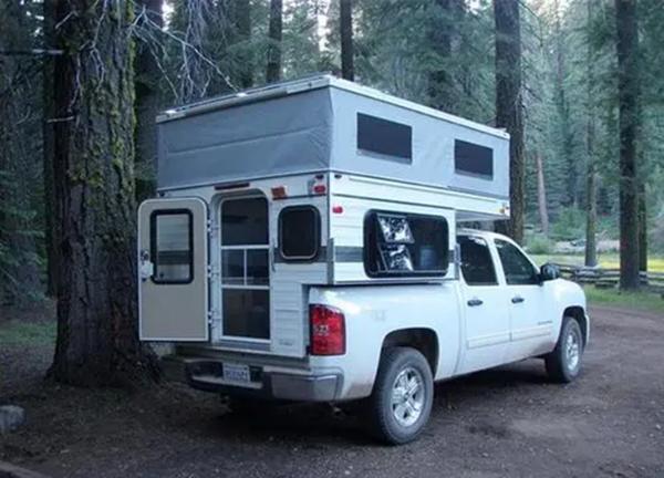 超值!售6.23万英镑,LEVC e-Camper房车出了