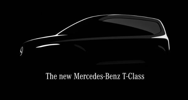 定位小型商用车 新梅赛德斯-奔驰Citan将8月25日亮相