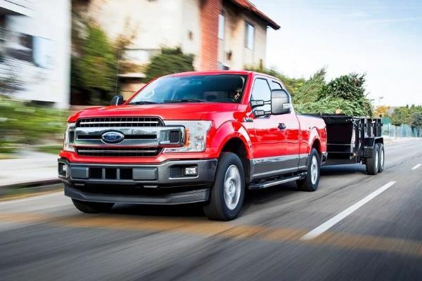 福特因需求较低停售柴油版F-150