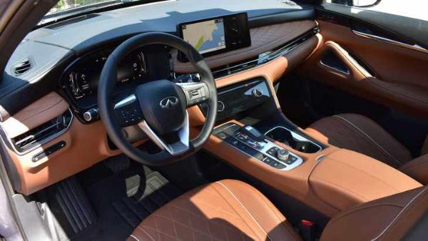 未来国产入华! 全新英菲尼迪QX60售价公布 4.685万美元起售