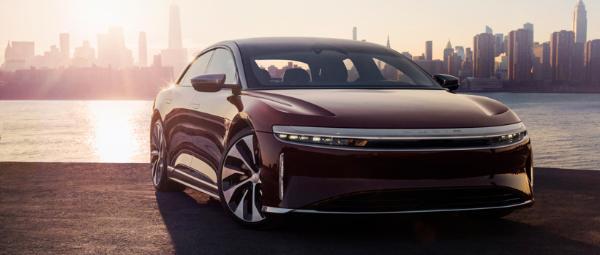 Lucid Motors计划扩建工厂,首款电动车将于下半年生产交付