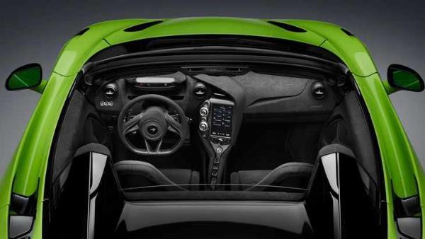 """迈凯伦765LT Spider正式发布 限量765辆 """"最强""""敞篷车来袭"""