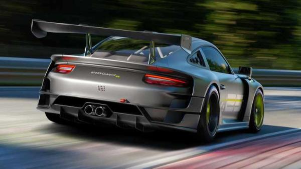 全新保时捷911 GT2 RS Clubsport 25全球预售 限量30台
