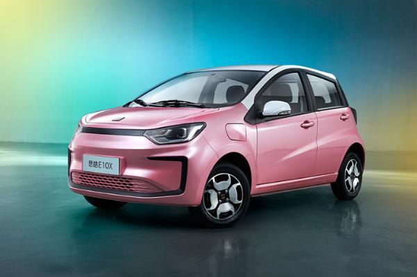 思皓E10X新增集美版车型 8月14日正式上市