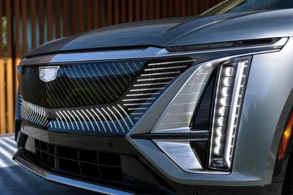 凯迪拉克LYRIQ量产版官图发布 定位纯电跨界SUV 明年第一季度投产