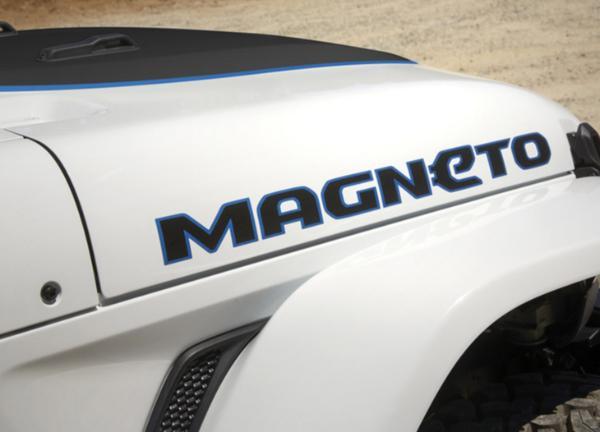 或保留前后差速锁,全新纯电动Jeep牧马人将于2023年发布
