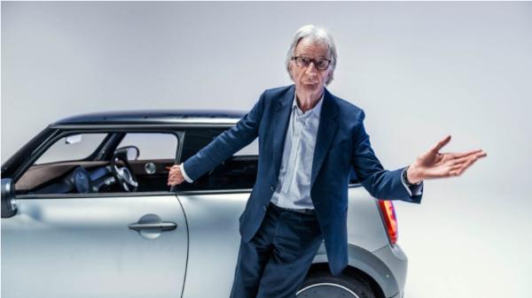 宝马与设计师Paul Smith联袂打造MINI STRIP电动汽车 崇尚极简主义和可持续性