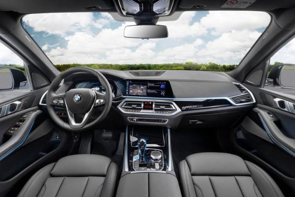 搭氢燃料电池,全新宝马iX5 Hydrogen或于慕尼黑车展亮相