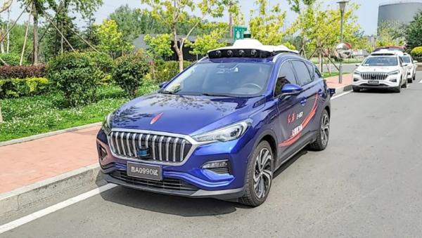 加速推进红旗无人驾驶示范应用,一汽计划投放运营百辆智能车