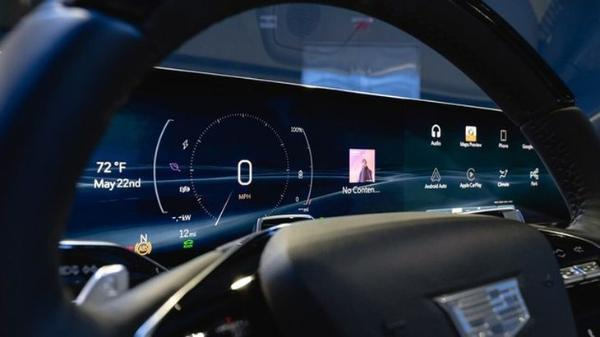 基于通用BEV3平台打造 凯迪拉克LYRIQ量产版实车曝光