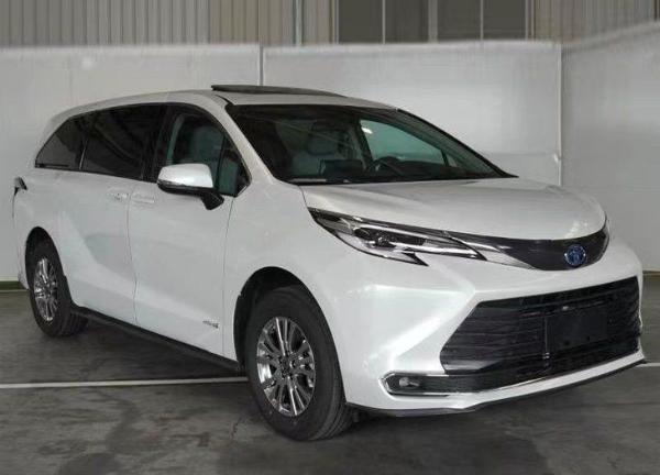 疑似广汽丰田赛那SIENNA价格曝光 起售价27.68万元