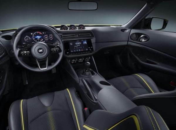 3.0T+V6+手动,全新日产Z Proto将于8月17日发布