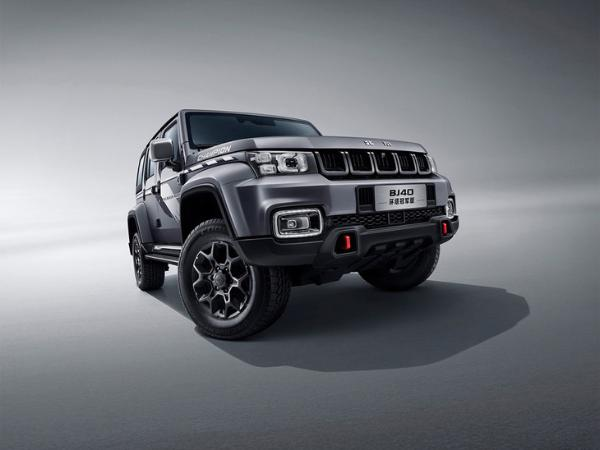 BJ40环塔冠军版本周上市 预售21.49万元 限量2021台