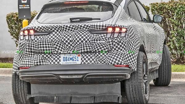 福特全新纯电车型谍照曝光 或为锐界电动版