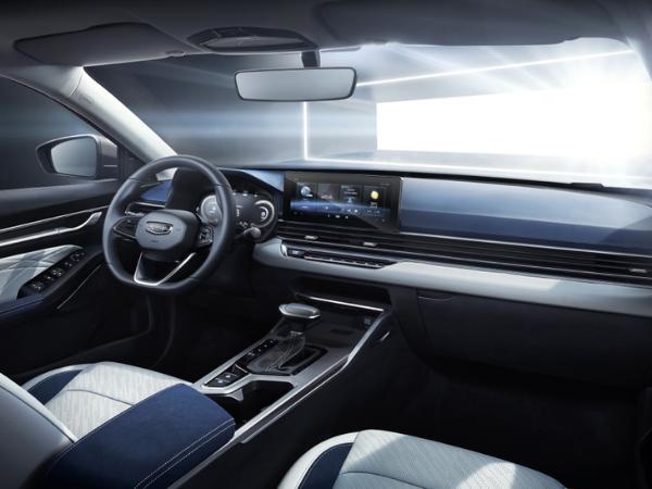 第四代吉利帝豪将于8月28日正式上市 预售价8.7万元起