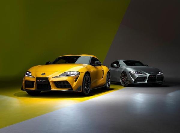 两款车型各35台,日本本土限量抽签发售35周年特别版丰田Supra