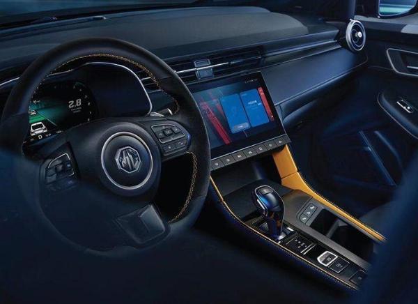 搭载1.5T高功率发动机 第三代MG6 PRO将于8月12日上市