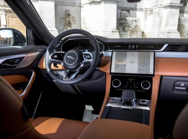 捷豹F-PACE增特别版车型 共限量125辆 搭V8动力