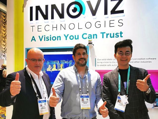 Innoviz和惠尔智能合作 开发下一代L4级AD平台