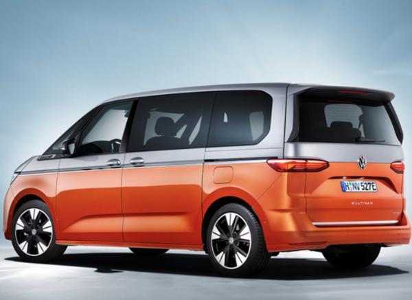 四驱系统/长轴标轴两种版本,全新大众迈特威海外市场发布
