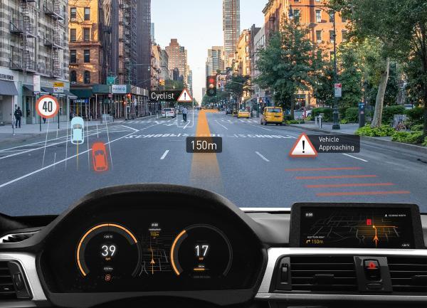 英飞凌推出新型MEMS扫描仪 可用于眼镜和汽车AR HUD