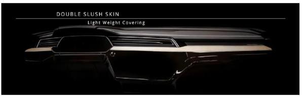 安通林:双层搪塑表皮–新型仪表板/座舱用内饰罩 | 2021金辑奖