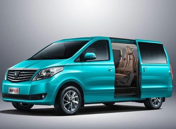 东风风行菱智PLUS起售价公布 9.99万元起 增四种外观配色
