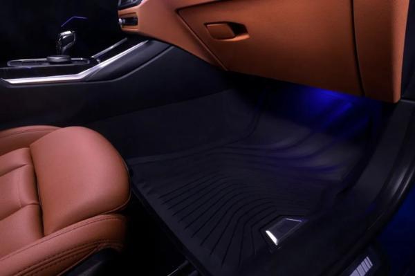 标配水晶档把!宝马3系新增晶彩定制版车型 限量1000套