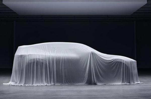 中大型SUV/搭L3级驾驶辅助,全新极星3外观渲染图曝光